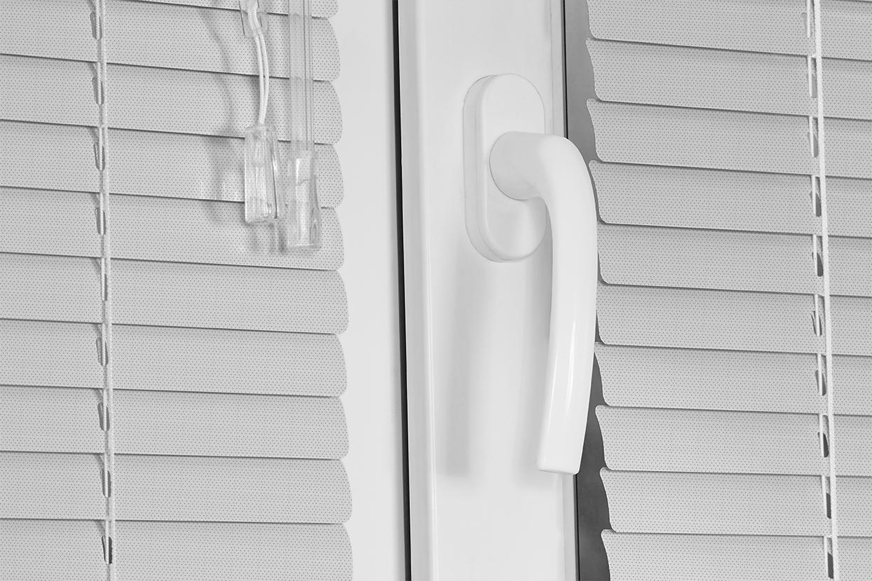 10064 Aluminium Text. Perforado. Corinas venecianas de fabricación propia